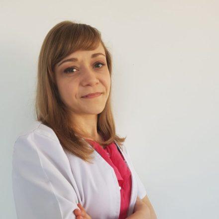 doctor Irina Miron