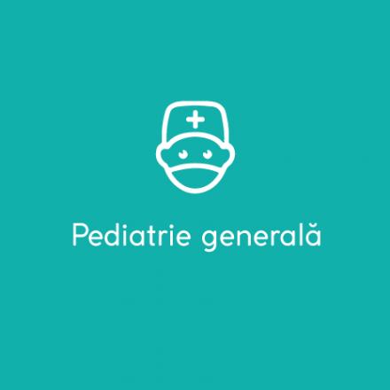 Pediatrie generală