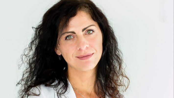 Alina Alexandru, un nou psiholog la Centrul de pediatrie