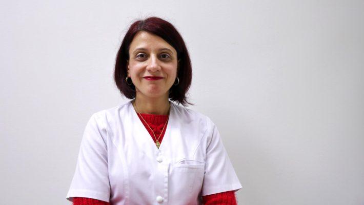 Despre dr. Beatrice Moroșan, medic primar pediatrie