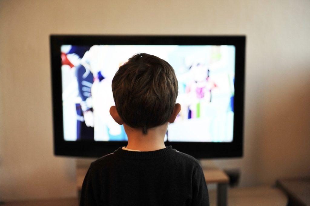 Copilul si dependenta de ecran