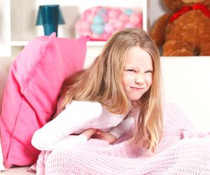 durere constipatie copii