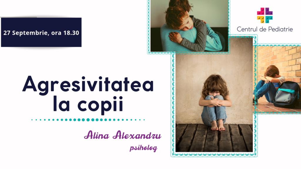 seminar agresivitatea copiilor