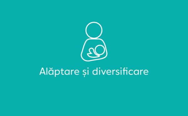 Alăptare și diversificare