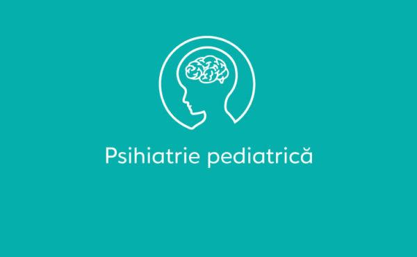 Psihiatrie pediatrica